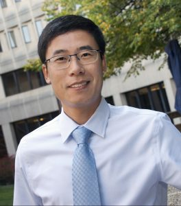 Kepeng Wang, Ph.D.