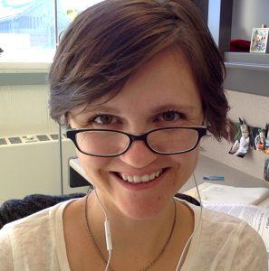 Sarah Hird, Ph.D.